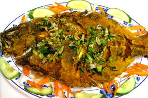 Fried Flounder #84