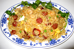 Combination Fried Rice #109