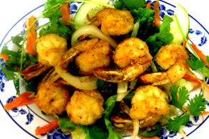 Toasted Shrimps #87